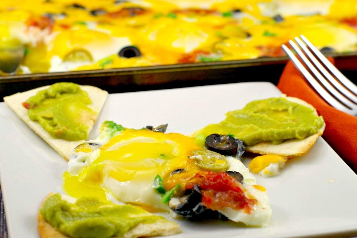 Sheet Pan Breakfast recipe - Mexican