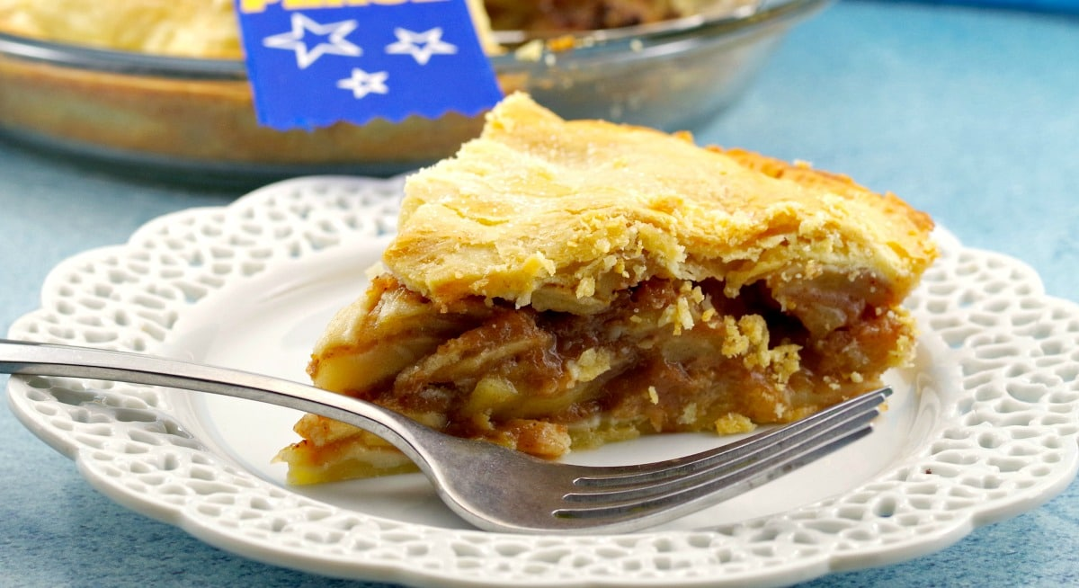 World's best apple pie recipe