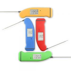 4 thermapen thermometeres